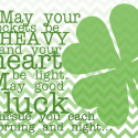 Happy St Patrick's Day from the Rotary Club of Newcastle