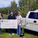 Newcastle Rotary donates to the Natoaganeg Community Food Centre